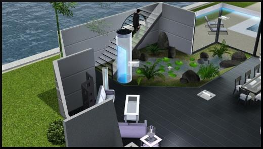 8 sims 3 fan day add on en route vers le futur nouveaux objets futuristes Propulseur autonome