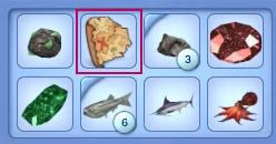 Sims 3 Île de rêve morceau de carte