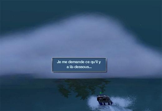Sims 3 Île de rêve île secrète