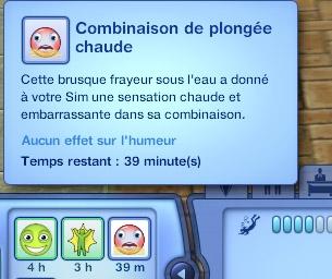 Sims 3 Île de rêve requins danger