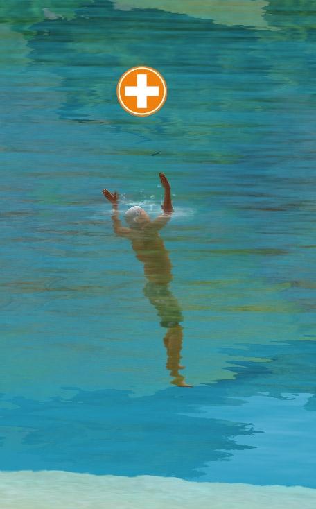 Sims 3 Île de rêve emploi maître nageur noyade