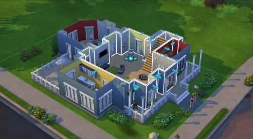 Sims 4 - Mode construction