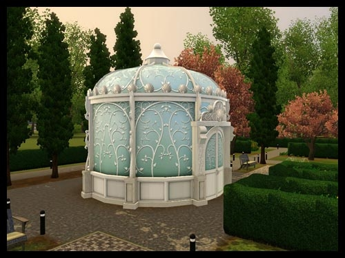 4  sims 3 interview fee super pouvoir arboretum fee