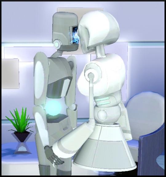 6 sims 3 en route vers le futur interview plumbot baiser electrique