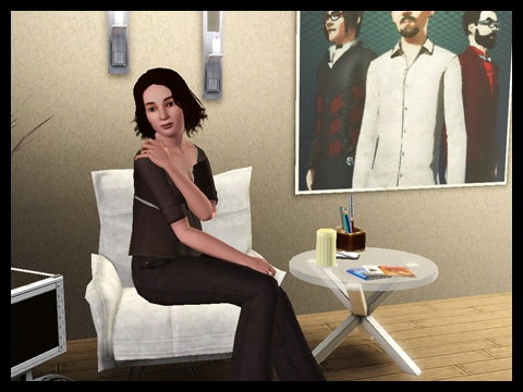 1 sims 3 ambition interview simbot fuyaya assise