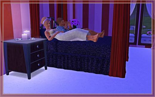 Sims 3 Suites de luxe chambre