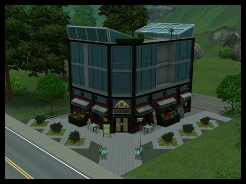 vie citadine épicerie