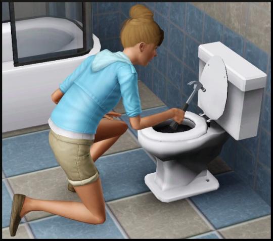 15 sims 3 competence bricolage ajout nettoyage automatique