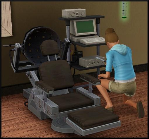 53 sims 3 competence bricolage machine ameliorer capacites cerebrales
