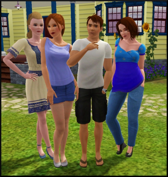 1 sims 3 carriere mi temps intro