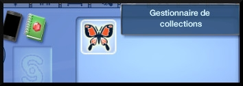 3 sims 3 collection pierre metal insecte gestionnaire collection inventaire