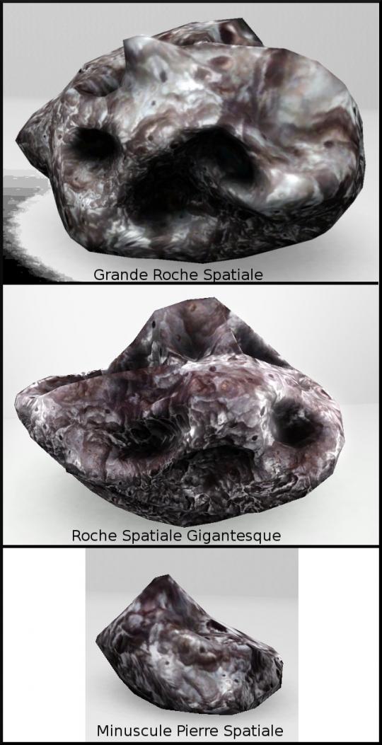 11 sims 3 collection pierre metal insecte meteorite grande minuscule gigantesque
