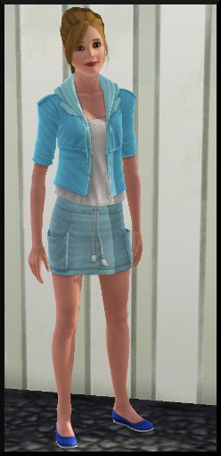 1 sims 3 competence atlhetisme intro