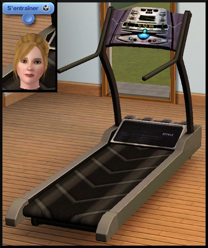 11 sims 3 competence atlhetisme tapis course interaction