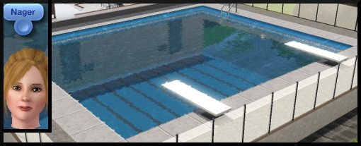 13 sims 3 competence atlhetisme interaction nager piscine
