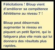 40 sims 3 competence atlhetisme niveau 7