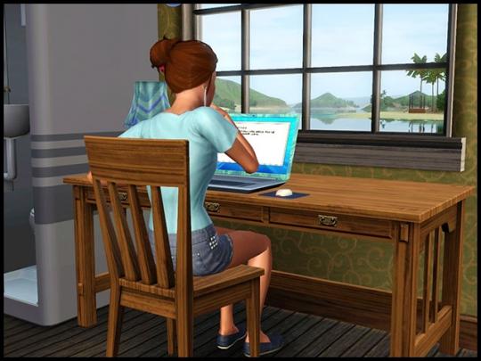 écriture ordinateur portable