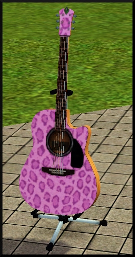 22 sims 3 competence guitare carriere musicale guitare