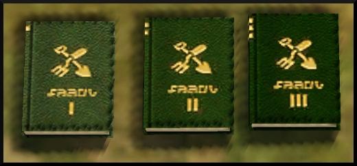 3 sims 3 competence jardinage livres apprentissage theorique