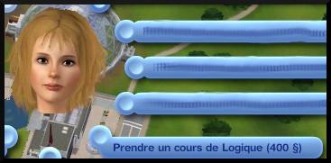 8 sims 3 competence logique prendre cours laboratoire scientifique
