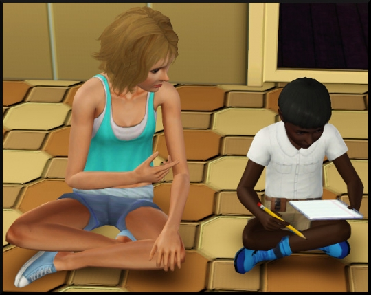 25 sims 3 competence logique action donner cours enfant
