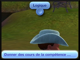26 sims 3 competence logique interaction donner cours competence adulte