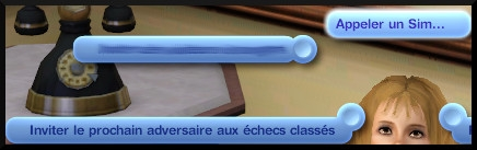 32 sims 3 competence logique telephone interaction partie echec classee
