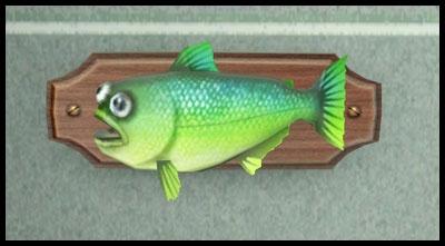 poisson oasis landing en route vers le futur monde dystopique poissons à trois yeux