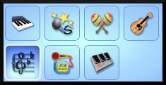 5 sims 3 generalite musique preferee