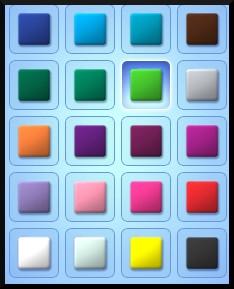 6 sims 3 generalite couleur preferee