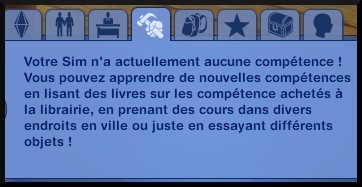 27 sims 3 generalite mode vie competence