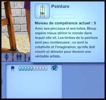 36 sims 3 generalite menu competence