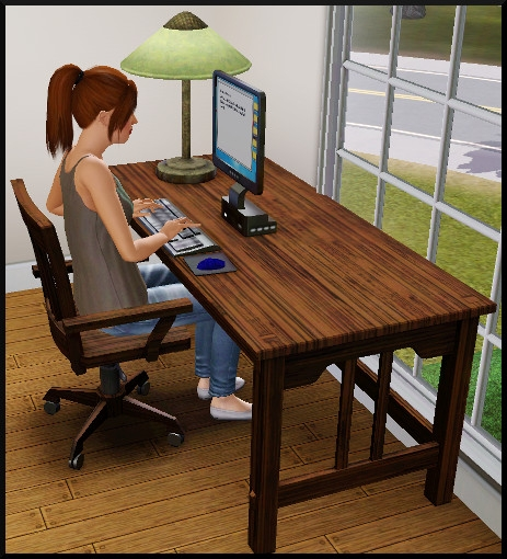 14 sims 3 carriere journalisme affaires redaction article ecriture
