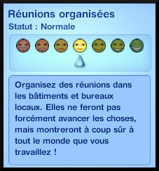 21 sims 3 carriere journalisme affaires reunions organisees explication