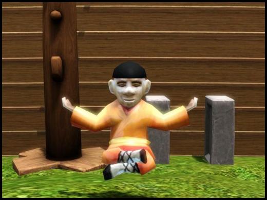 sims 3 gnome magique maitre manchu destination aventure