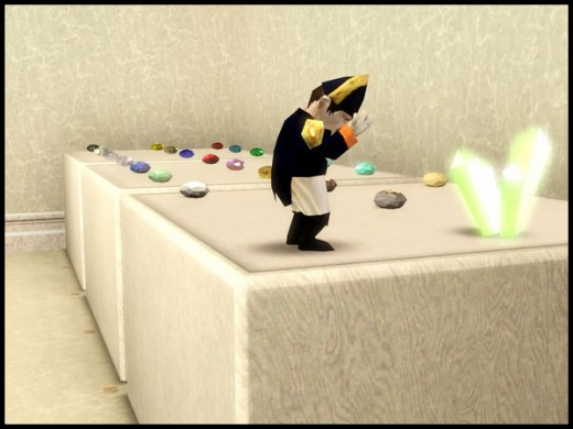 sims 3 gnome magique mini marcel destination aventure