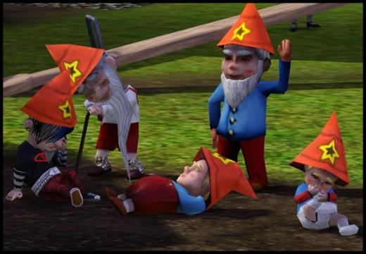 sims 3 famille de gnomes magiques génération