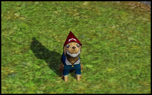 sims 3 gnome magique chien animaux et cie carter caninenimus