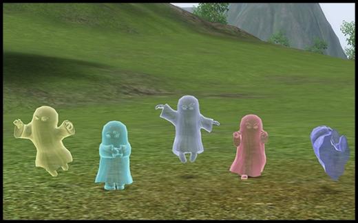 sims 3 gnome magique super pouvoir Gnome des Maudits