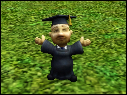 sims 3 gnome magique université gnome des diplomés