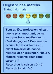 24 sims 3 carriere sportif militaire match 2