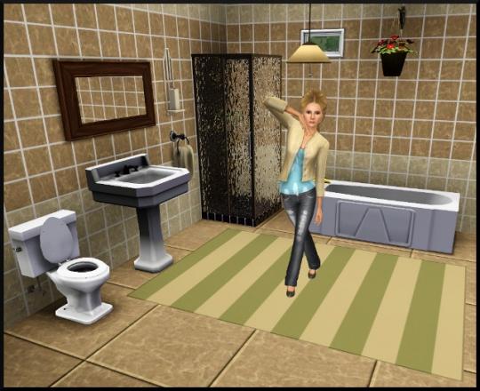 2 sims 3 mode achat construction salle de bain
