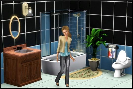 5 sims 3 mode achat construction salle de bain