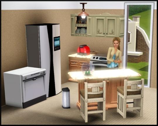 8 sims 3 mode achat construction cuisine