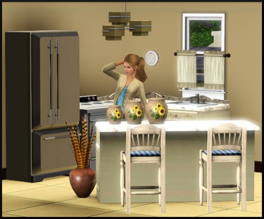 9 sims 3 mode achat construction cuisine