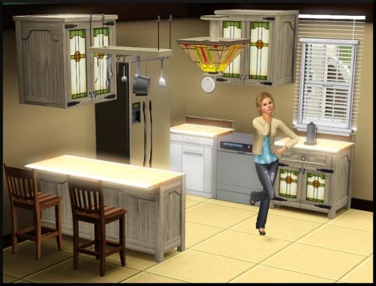 11 sims 3 mode achat construction cuisine