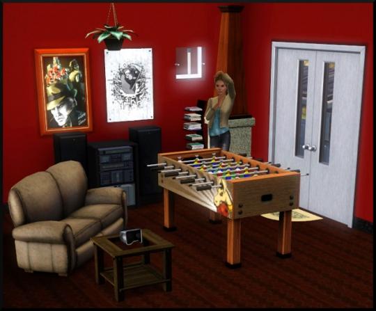 22  sims 3 mode achat construction salle de jeux