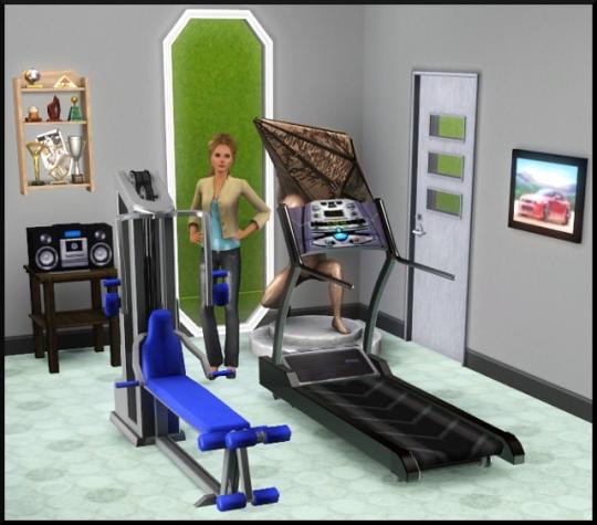 23  sims 3 mode achat construction salle de jeux