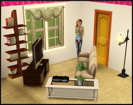 25 sims 3 mode achat construction salon