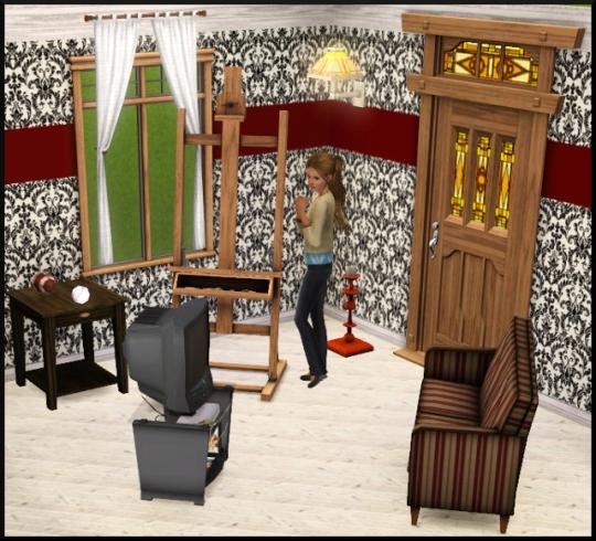 28 sims 3 mode achat construction salon